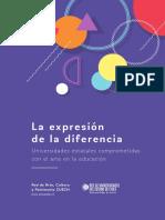 la expresion de la diferencia universidades estatales comprometidas con el arte en la educacion.pdf