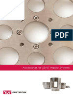 Accessories for CEAST Impact Systems