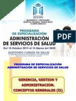 Administracion Servicios Salud