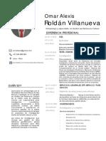 Páginas DesdeOmar Roldán CV