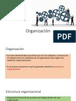 organizacion funcion estrategica