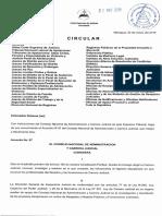 Acuerdo 97 - CSJ Nicaragua