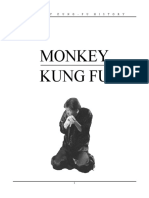 Monkey Kung Fu - History & Tradition by Michael Matsuda