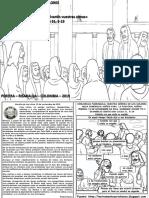 HOJITA EVANGELIO NIÑOS DOMINGO XXXIII TO C 19 BN