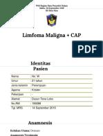 WM - Limfoma Maligna, CAP