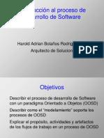 01. Introducción Al Proceso de Desarrollo de Software