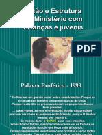 Ministério Infanto-Juvenil Aulas 1 a 4.ppt