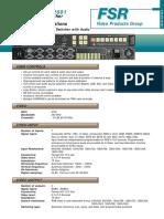 CO-2001 Compass Tech Specs