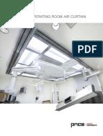 Hord Hospital Operating Room Air Curtain Catalog