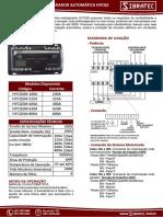 Chave Transferencia Automatica Sibratec