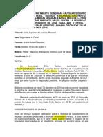 Sentencia y Absolucion-caso Dario-caso 2