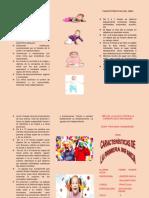 Características de La Primera Infancia