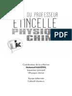 Etinc Cours 1ac Pc Guide