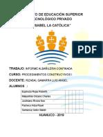 Informe Albañileria Confinada (Reparado)
