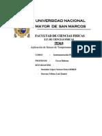 Universidad Nacional instrmentacion