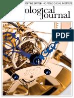 OFFICIAL JOURNAL OF THE BRITISH HOROLOGICAL INSTITUTE HJ December 2014