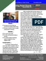 newsletter 2019 11