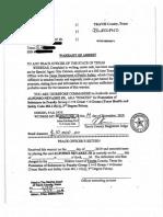 warrant of arrest alfonso nevarez jr