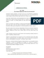 13-11-19 Sonora sede de la Muestra Regional de Teatro Zona Noroeste 2019