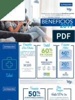 Beneficios Caja La Araucana 2019