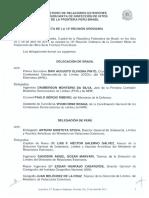 13 Conferencia Peru Brasil