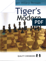 Tiger Hillarp Persson - Tiger's Modern (Quality Chess 2005) - Editable