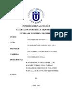 Monografía de Diseño Gaseosa Finalll