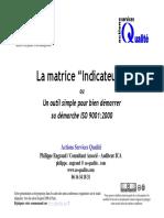 KPI Matrix