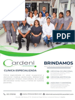 Brochure Clinica Cardeni