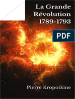 EBOOK Pierre Kropotkine - La Grande Revolution 1789-1793.epub
