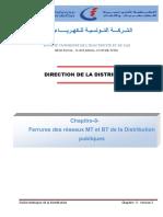 GT8 Ferrures Des Reseaux MT Et BT de La Distribution