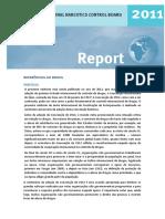 2011 INCB ANNUAL REPORT Portuguese References to Brazil PDF