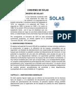 Convenio de Solas - Luis Miguel Diaz Alcedo