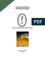 guías de laboratorio de química  general