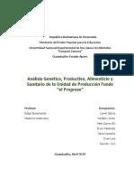 procesos para el desarrollo de una unidad de produccion