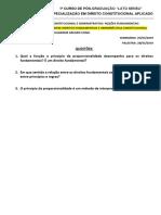 Tema 02 Colisão Entre Direitos Fundamentais e Hermenêutica Constitucional (Errata)