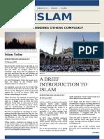 Islam Leaflet