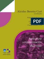 13.- Ávila E., Felipe a. - Porfirio Díaz y La Modernización Porfirista