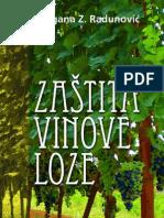 DRAGANA RADUNOVIĆ-Zaštita vinove loze