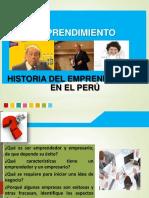 CLASES 1.2 Historia Del Emprendimiento