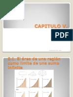 CAPITULO 5 INTEGRALES