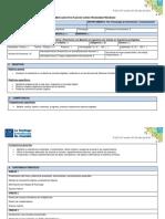 R-GC010. Plan de Curso Resumido - Circuitos Digitales