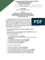 20191111 Pengumuman Pengadaan CPNS Kementerian PANRB 2019