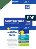 Boletin Aceros Arequipa N° 38_ Construyendo con Juan Seguro