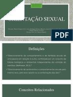 Orientação sexual - Psicologia Evolucionista