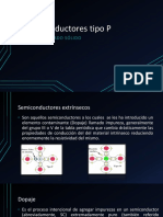 Semiconductores Tipo P