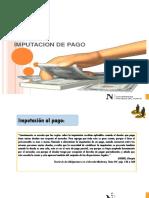 Imputacion Al Pago