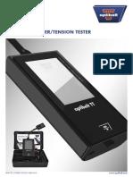 Optibelt Tt - Frequency Tension Tester