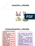 Comunicación y Familia