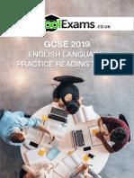 2019 GCSE English Language Task A
